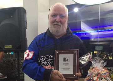 2017 MotorSports NT Volunteer of the Year for the Alice Springs Off Road Race Club
